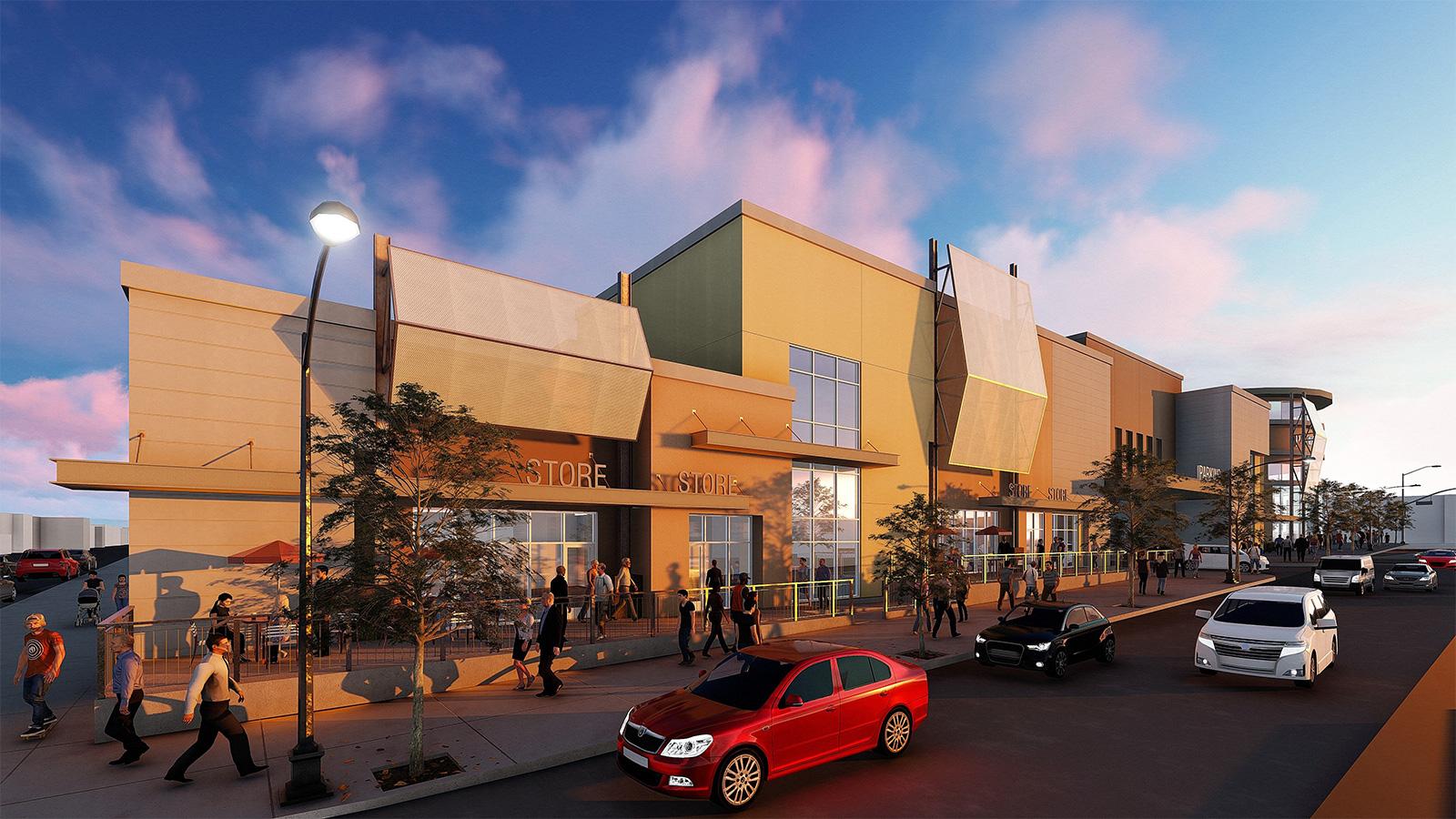Pavilions Supermarkets